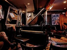Smalls Jazz Club in NYC...been there a couple of times and loved it.