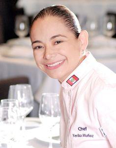 Chef Yerika Muñoz de Astrid & Gastón #mexico