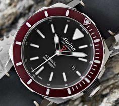 Alpina Seastrong Diver 300 Automatic
