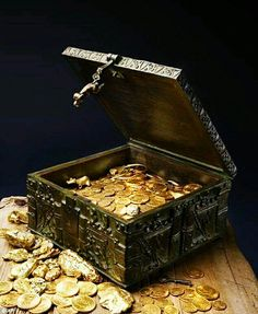 """The Forrest Fenn Treasure has earned its own day in Santa Fe New Mexico. """"Thrill of the Chase Day"""" to honor Fenn who offers a great treasure to share. Buried Treasure, Treasure Chest, Treasure Hunting, Pirate Treasure, Treasure Maps, Indiana Jones, New Mexico, Forrest Fenn Treasure, Rare Gold Coins"""