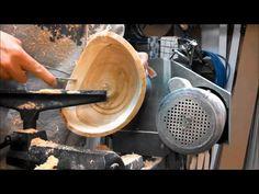 Matt Keim Turning a Bowl - YouTube
