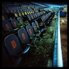 detroit - old tiger stadium