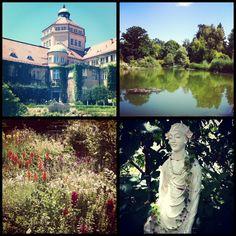 Botanic Garden, Munich Germany // Deutschland