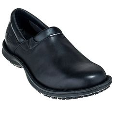 Timberland Pro Boots 47598 Mens Five Star Mond Black Slip On Shoes