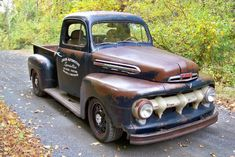 Resto-Moded: 1951 Ford F1 - http://barnfinds.com/resto-moded-1951-ford-f1/