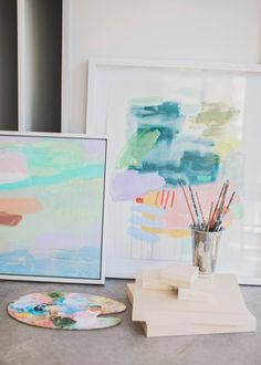 Holiday Treats II Giclee Stretched Canvas Artwork 30 x 30 Global Gallery Farida Zaman
