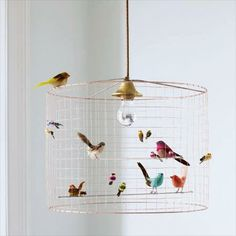 Jackie this light fixture with hot air balloon decos!!!
