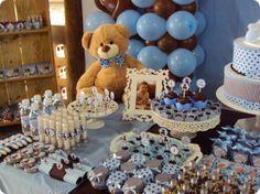 Festa Pronta - Urso - Tuty - Arte  Mimos Que tal usar esta inspiração para a…