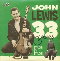 33 Years Stage By Stage - Musik John Lewis, Atlantic Records, Vintage Rock, Album Releases, Lp Vinyl, Vinyl Records, Lps, Rockabilly, Partner