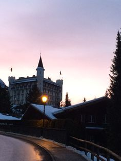 Good morning #gstaadpalace