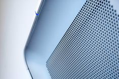 Details we like / pattern / Electronic / Screen / LED / Blue / at Design Binge