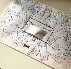 kitty cats envelope