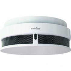 Merten MEG5471-2119 Argus Rauchmelder Basic polarweiß