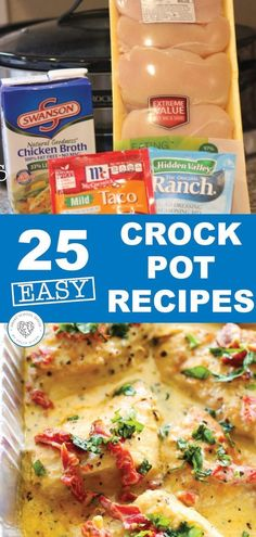 Slow Cooker Recipes, Crockpot Recipes, Chicken Recipes, Cooking Recipes, Healthy Recipes, Delicious Recipes, Turkey Recipes, Casserole Recipes, Keto Recipes
