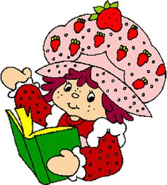 strawberry shortcake images clipart | ... Shortcake Clipart page 1 ...
