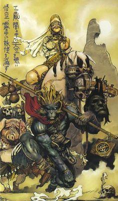 Meanwhile Back in The Dungeon..., – Katsuya Terada