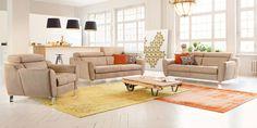 Tyra | Ewald Schillig brand - Hersteller von Polstermöbel, Sofas, Sessel und…