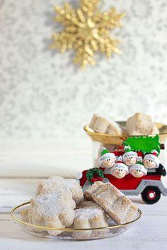Yerbabuena en la cocina: MantecaOs.... Churretosos