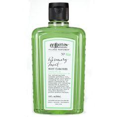 Bigelow Rosemary Mint Body Cleanser 10 oz