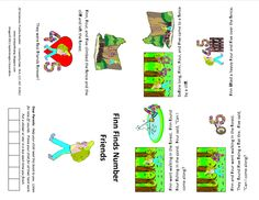 F Sentences Homework Booklet: Free Speech Therapy Articulation Picture Book  -  Pinned by @PediaStaff – Please Visit http://ht.ly/63sNt for all our pediatric therapy pins