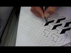 estudos de desenhos geometricos - YouTube