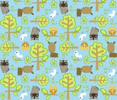 Google Image Result for http://s3.amazonaws.com/spoonflower/public/design_thumbnails/0038/0103/fabric_woodland_creatures_4_shop_preview.png