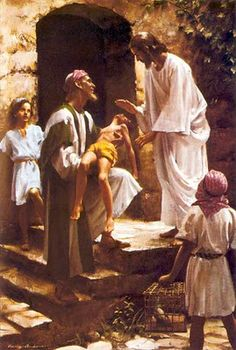 Christ Healing #Jesus #harryanderson
