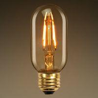LED Antique Tubular Bulbs | 1000Bulbs.com