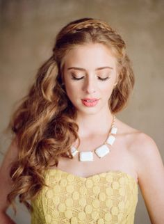 Photography by Elizabeth Messina; Styling by Ruche {kissthegroom.com + shopruche.com}