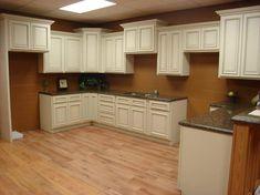 Kitchen Cabinets Off White