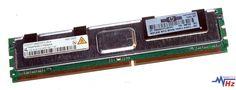 Qimonda HYS72T128420HFN-3S-A Модуль памяти 1Gb PC2-5300 DDR2-667 FB-DIMM ECC 240pin OEM