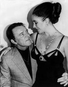 Richard Burton and Elizabeth Taylor, 1968