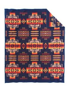 Pendleton Chief Joseph Blanket.