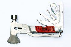 Brook & Hunter Premium Mo-Tool Axe | Man of Many