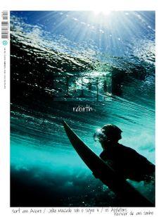 """""""the sea where I was born"""" in SOUP SURF MAGAZINE   (portuguese language)"""
