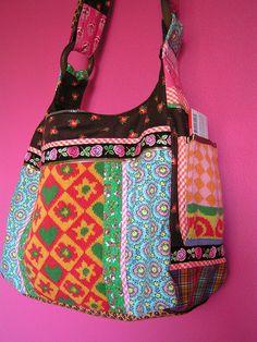 Dutch colours Bag 1 backside by dutch-colours, via Flickr