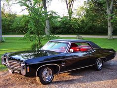 1969 Impala SS 427