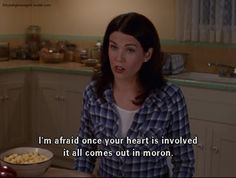 "Your mom is right most of the time and you should just accept it, like when Lorelai said this: 29 Things I Didn't Realize ""Gilmore Girls"" Taught Me Until Now Lorelai Gilmore Quotes, Gilmore Girls Quotes, Girlmore Girls, Stars Hollow, Best Shows Ever, Favorite Tv Shows, Favorite Quotes, Favorite Things, Deviled Eggs"