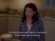 Lorelai Gilmore Wisdom