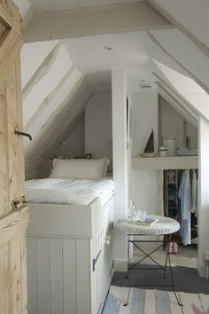Loft Ideas On Pinterest Attic Spaces Attic Rooms And Attic Bedrooms