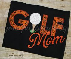Golf MOM--DAD--Sports mom - dad - uncle - aunt - grandma - grandpa - pinned by pin4etsy.com