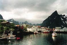Norway, Hamny