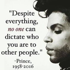 The incredible brilliance of this man! True genius was he! His music legacy will live on forever! One of the most talented and intelligent human beings to grace this planet! I felt I had the greatest luck in living in the same era as Prince! R.I.P. genius!