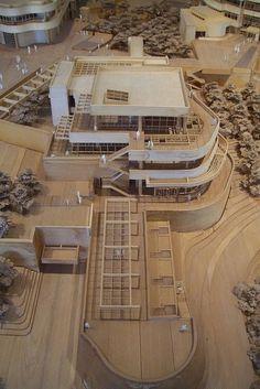 建築系必看的160個超細緻建築模型   Foot Work︱ 走思客