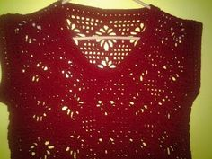 Blusa Gris Crochet Fácil parte 1 de 2 - YouTube