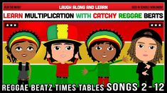 Our company specialise in times tables videos and times tables songs. We also have a fantastic collection of personalised stories, nursery rhymes and lullabies. Math Songs, Times Tables, Evie, Nursery Rhymes, Reggae, Maths, Teaching Ideas, Homeschool, Education