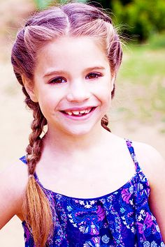Makenzie Ziegler! She's so cute!