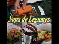 Transformer pro e a sopa de Legumes na Máquina de Sopas!!