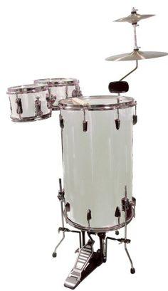 GP Percussion GP75SV Cocktail Drum Set Silver ** Continue to the product at the image link.Note:It is affiliate link to Amazon.