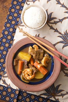 Redolent of cumin and dozens of other spices, sweetened with fruit or honey, and made with myriad combinations of meat, fish, and vegetables, curry is a dish that inspires dedication—even obsession—in Japan.